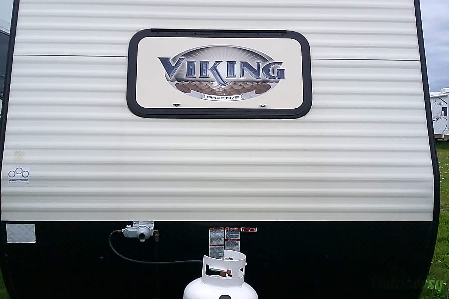 exterior 2017 Coachmen Viking Billings, MT