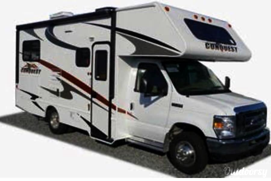 MINI RV! Gulf Stream Conquest , ONLY 23 Feet! EASY AND FUN TO DRIVE! Taneytown, MD