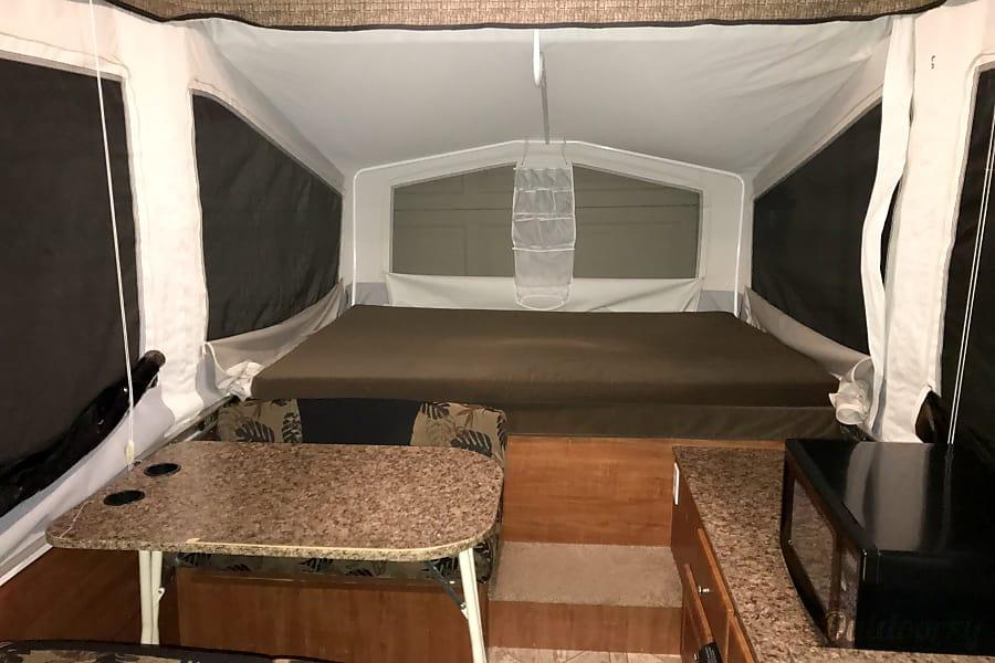 interior 2011 Jayco Jay Series Naperville, IL