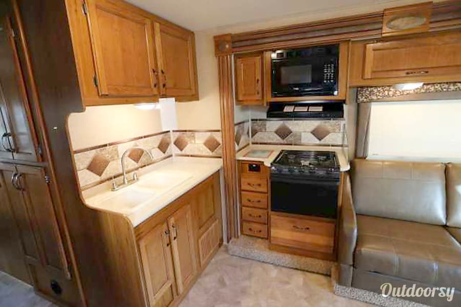interior 2016 Jayco Redhawk 31XL , Bunkhouse, 2 large slides, solar power, mobile signal booster Anthem, AZ