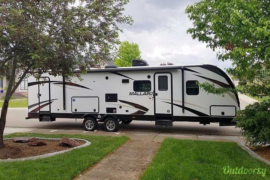 exterior 2018 Heartland M-3385 Nampa, ID