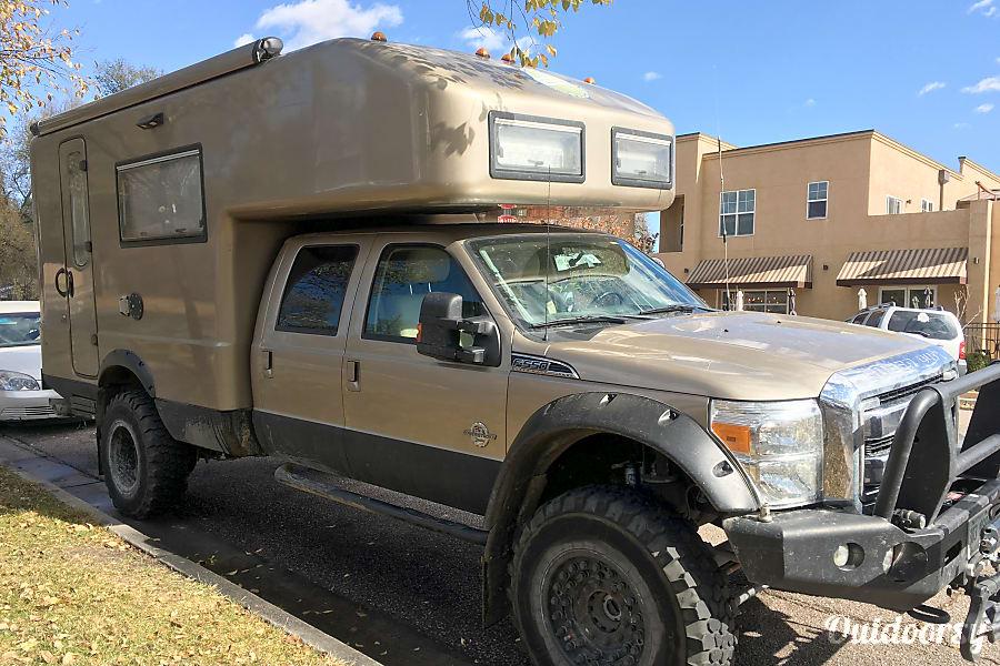 2011 Earthroamer Xv Lt Colorado Springs Co