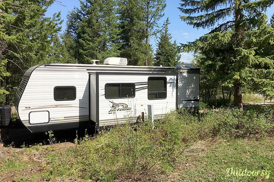 exterior Unplug, Explore, Relax!! Visit Montana! Missoula, MT