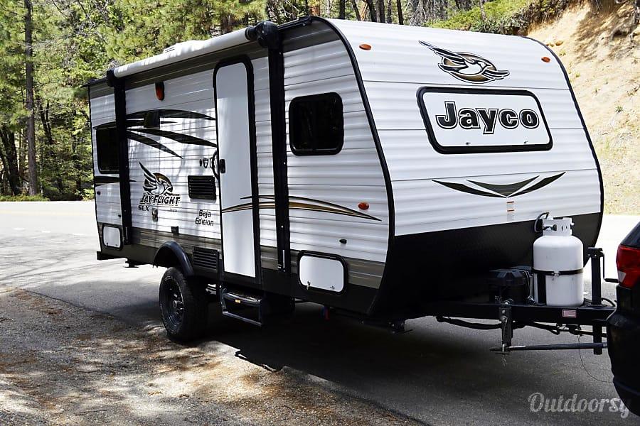 exterior 2017 Jayco Jay Flight Fresno, CA