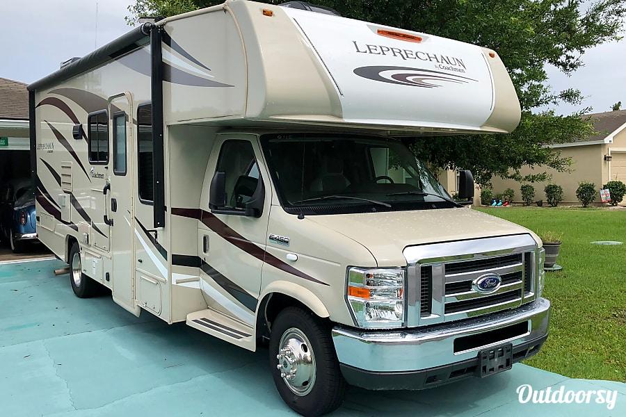 2017 Coachmen Leprechaun: Perfect Couple's RV!!! Palm Coast, FL