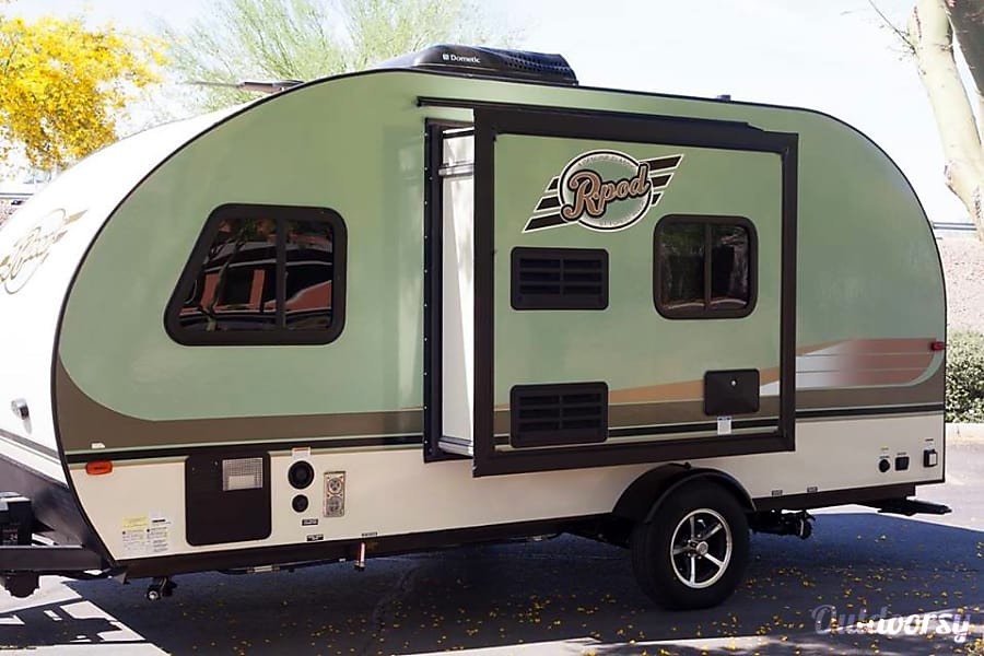 2016 Forest River R Pod Trailer Rental In Colorado Springs