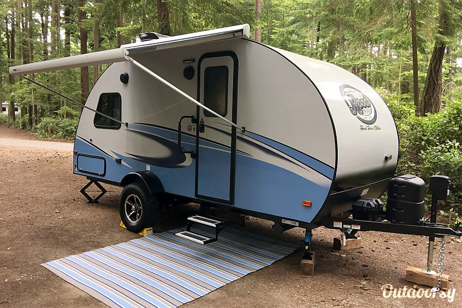 2019 Forest River R Pod 176 Trailer Rental In Surrey Bc