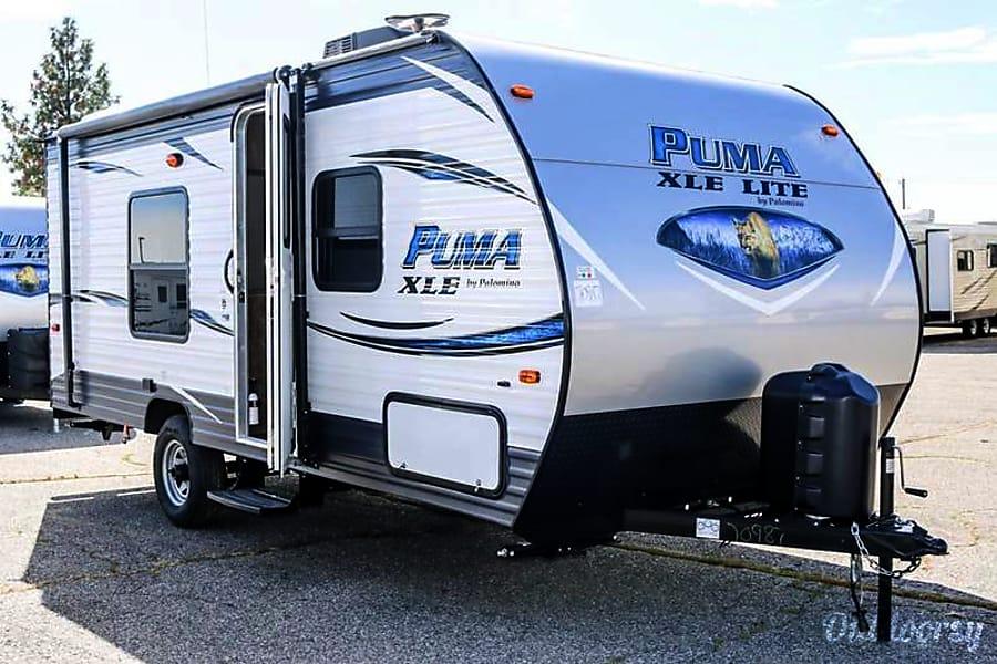 2017 Palomino Puma San Antonio, TX