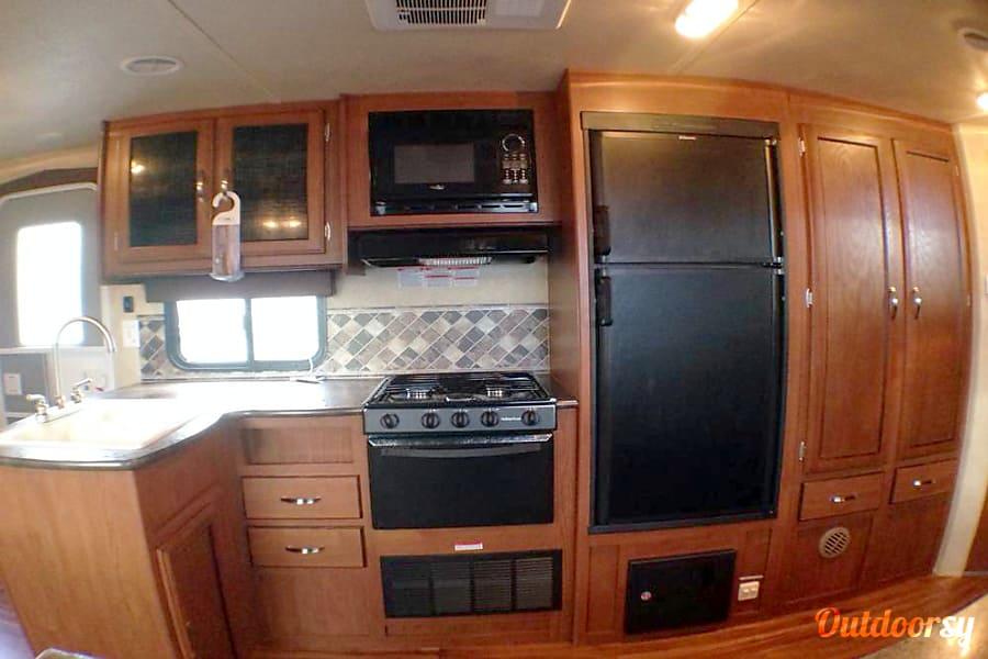 interior Cara's Classy Cruiser is Summer Ready! Olympia, WA