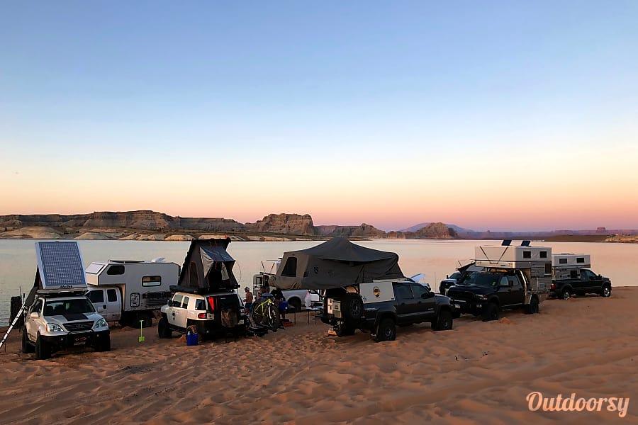 exterior 2019 Four Wheel Camper Arvada, CO