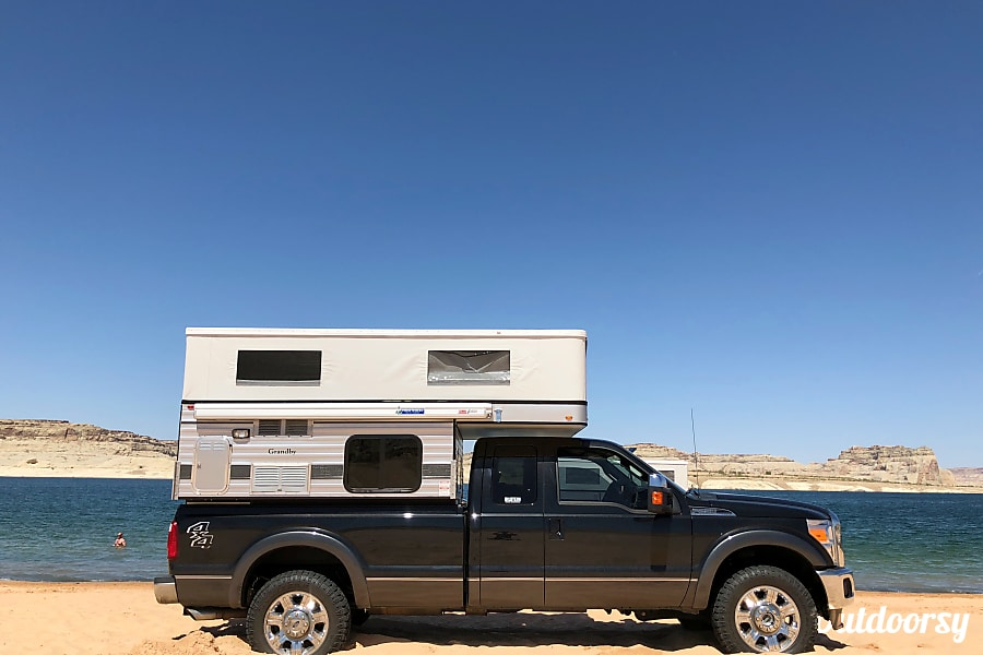 exterior 2018 Four Wheel Camper Arvada, CO