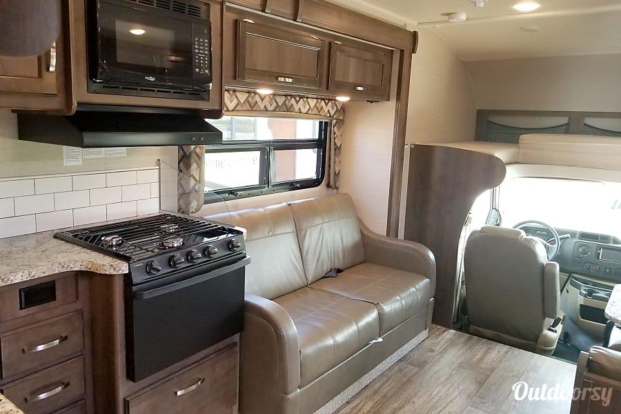 interior 2018 Jayco Redhawk-New Listing! Centennial, CO