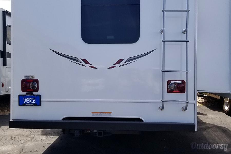 exterior 2018 Jayco Redhawk-New Listing! Centennial, CO