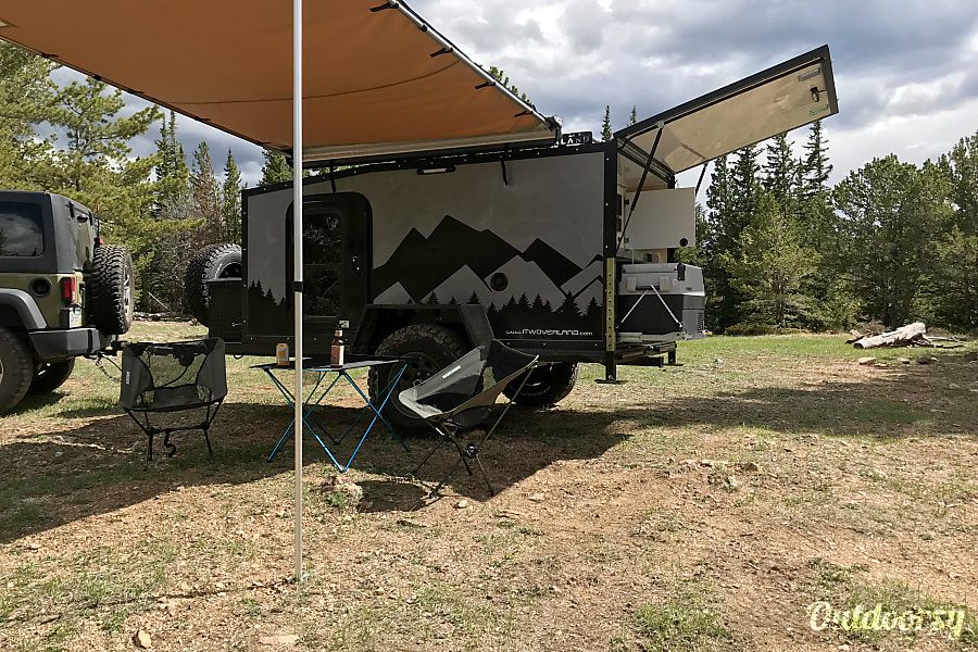 2019 Into the Wild Overland Boreas XT Arvada, CO