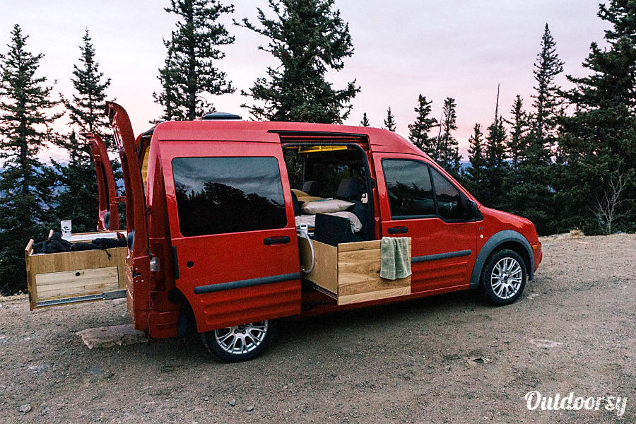 Beautiful Ford Transit Outdoor Converted Campervan #1 San Francisco, CA