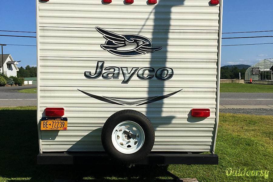 exterior 2015 Jayco Jay Flight Menands, NY