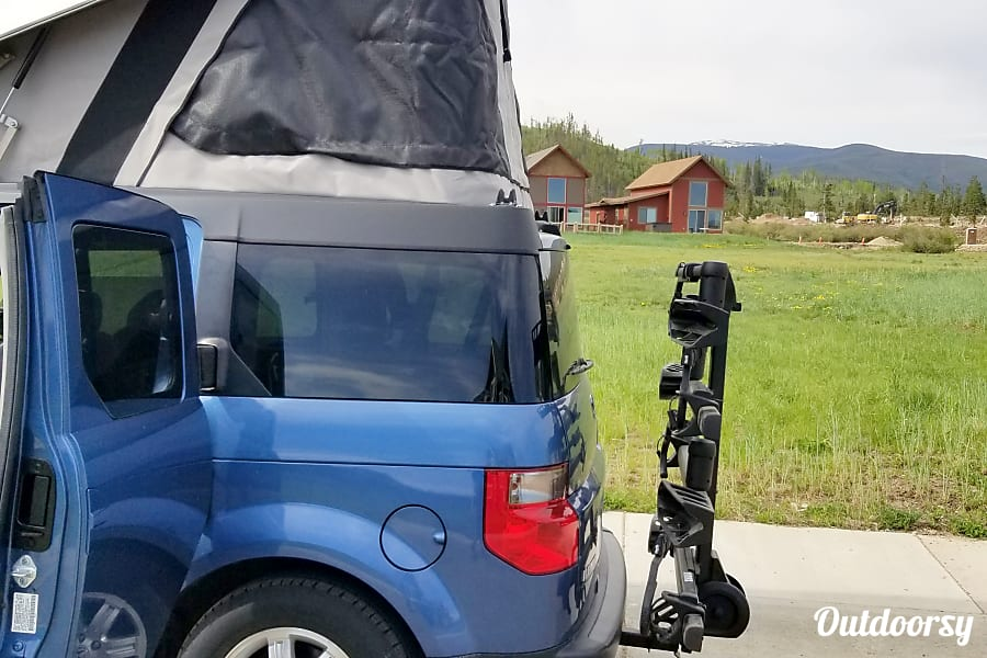 2007 Honda Element E-Camper Boulder, CO
