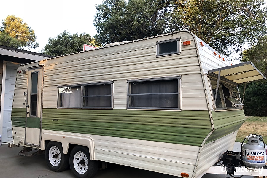 1976 wilderness fleetwood Trailer Rental in Cogold, CA | Outdoorsy on pilgrim trailers, hornet trailers, v-cross trailers, forest river trailers, newmar trailers, dutchmen trailers, towlite trailers, hy-line trailers, kz trailers, prime time trailers, sidekick trailers, sunset trail trailers, r vision trailers, ultra light trailers, knaus trailers, ultra lite trailers, everlite trailers, trail lite trailers, shadow cruiser trailers, ultra hauler trailers,