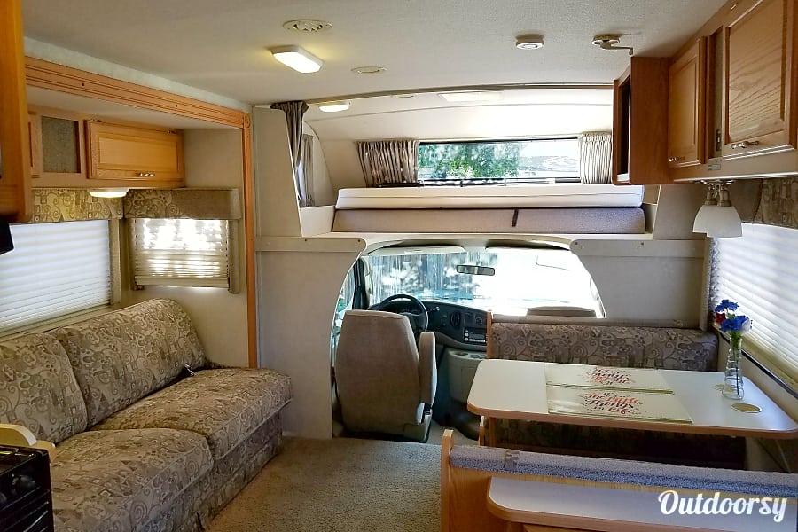 interior 2006 Winnebago Outlook Sparks, NV