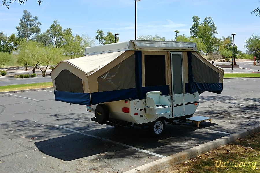 2008 Forest River Flagstaff - Pop-UP Camper - Folding Tent Camper