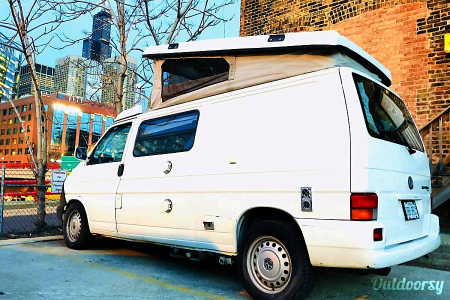2003 Volkswagen Westfalia Chicago, IL
