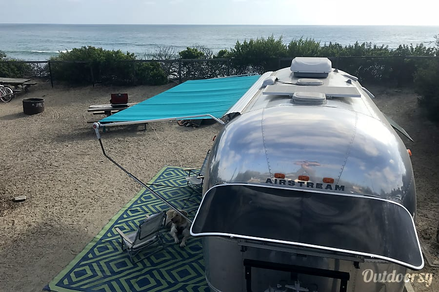 1973 Airstream Land Yacht Cardiff By The Sea, CA