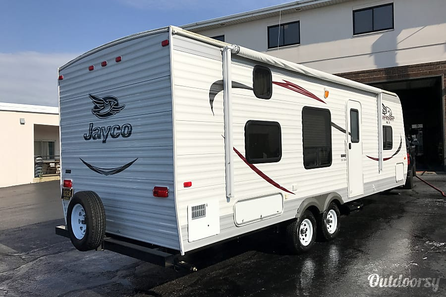 exterior 2015 Jayco 264BHW - Sleeps up to 10!  Perfect for Families! Wilmington, DE