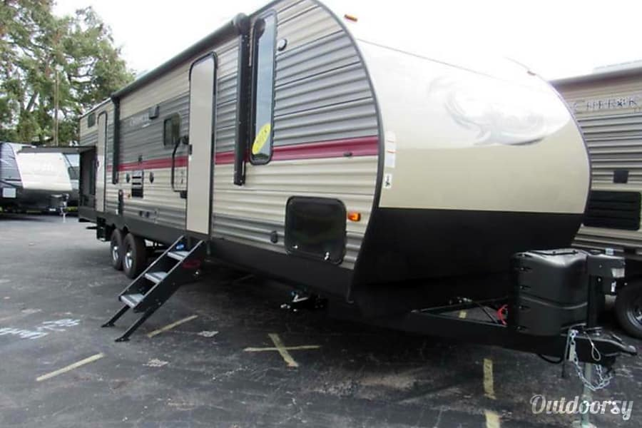 2018 Forest River Cherokee Trailer Rental In Winter Park
