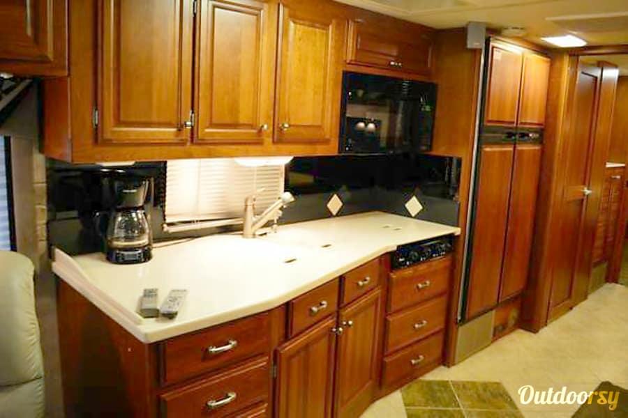interior 2003 Fleetwood Revolution Las Vegas, NV