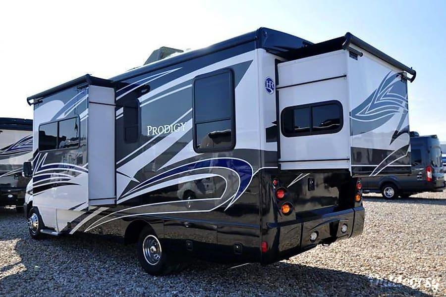 2018 Holiday Rambler Prodigy Bend, OR