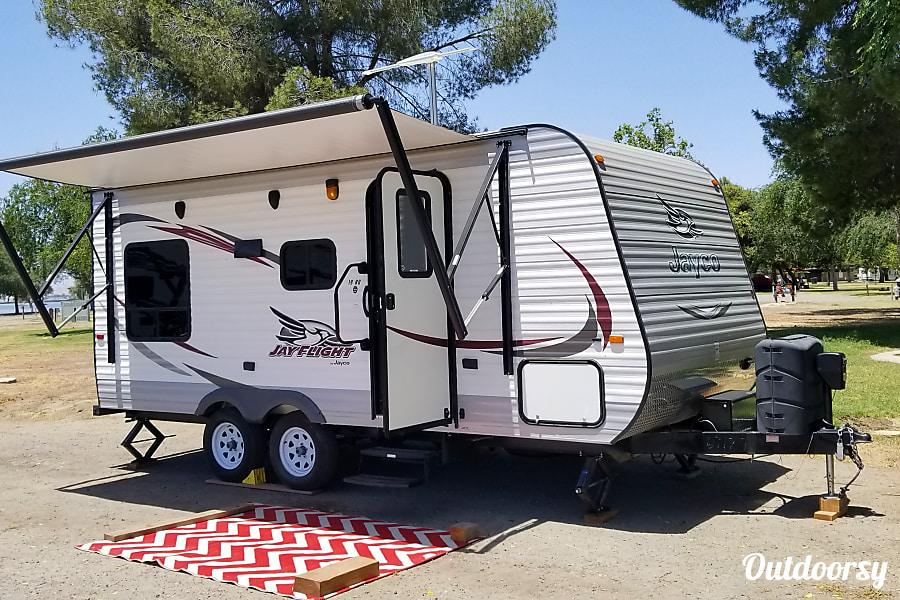 Jayco Jay Flight Family Camper Kernville, CA
