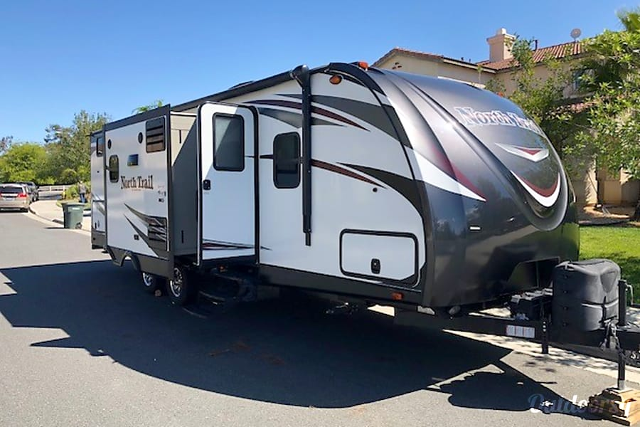 2017 Heartland North Trail Bunkhouse - $160/night Oceanside, CA