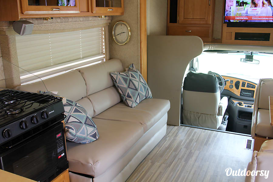 interior Jayco Granite Ridge Arlington, TN
