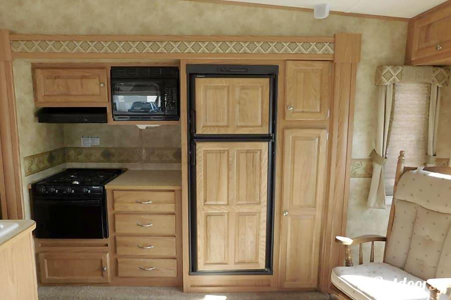 interior 2008 Heartland Sundance Bathurst, NB