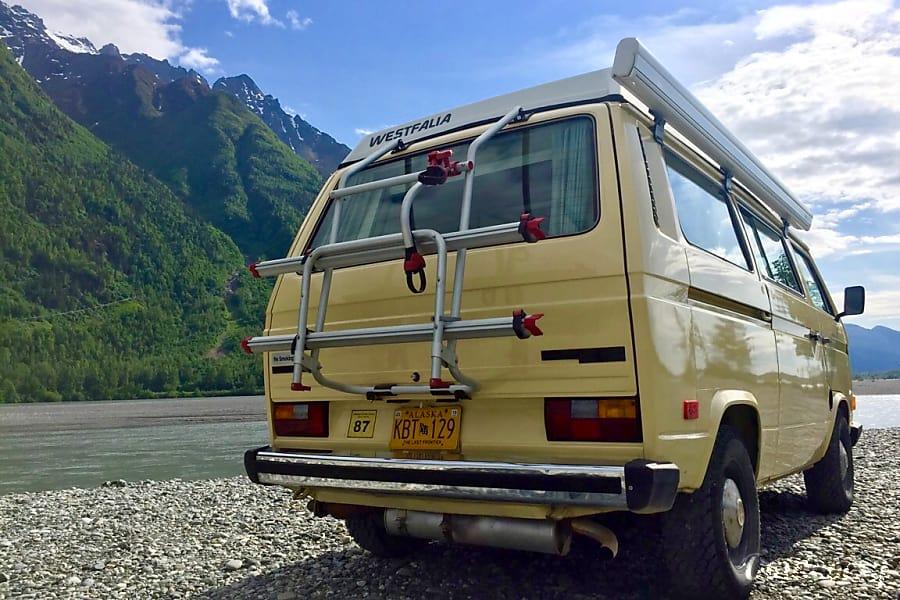 Volkswagen Vanagon Westfalia Camper Van