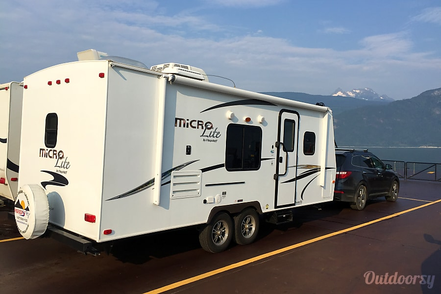 2015 Flagstaff Micro Lite Ponoka, AB