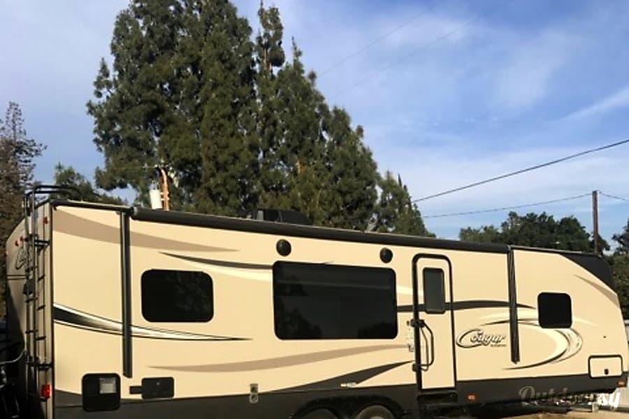 2016 Keystone Cougar Trailer Rental In Simi Valley Ca Outdoorsy
