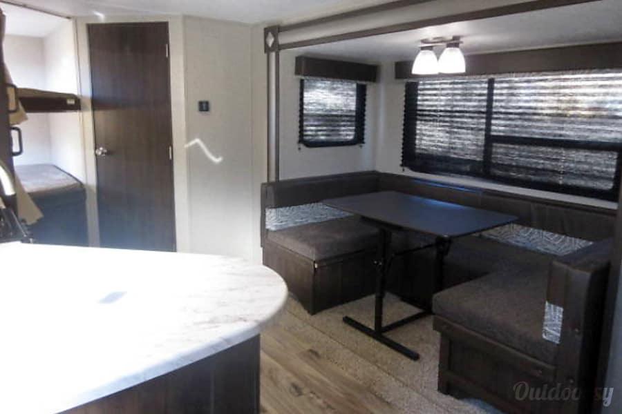 interior 2019 Keystone Springdale 240BH West Jordan, UT