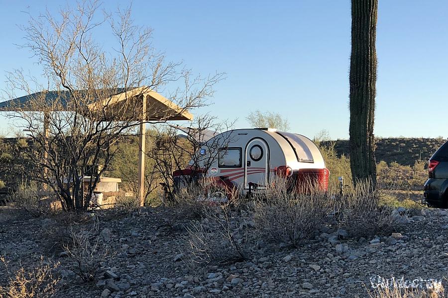 exterior 2018 Little Guy 5 Wide T@G Glendale, AZ
