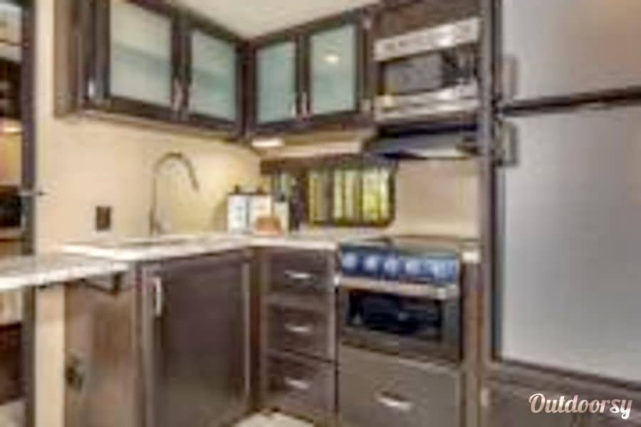 2018 Grand Design Other Trailer Rental In Renton Wa Outdoorsy