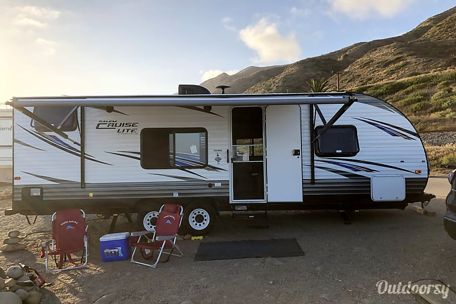 Rent This Trailer 2018 Forest River Cruise Lite (P) Oxnard, CA