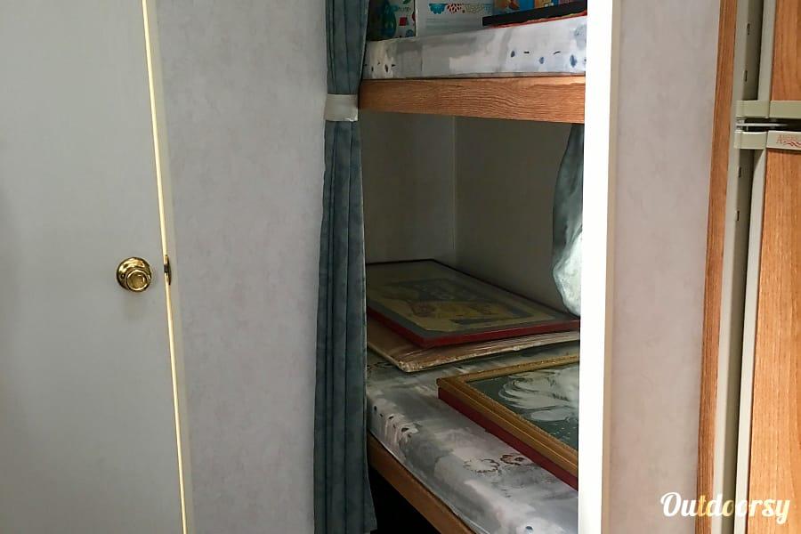 interior 2002 Fleetwood Prowler Duarte, CA