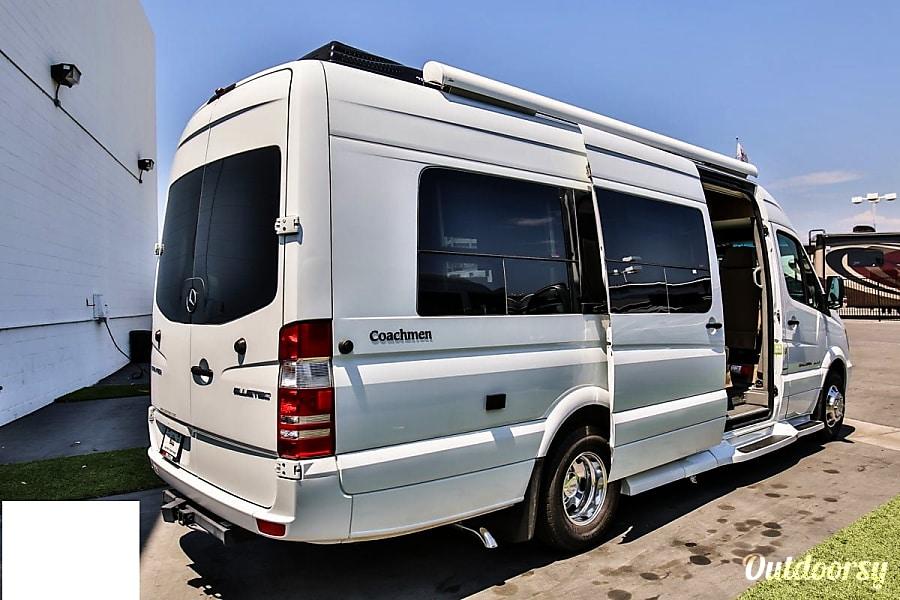 ... CA New 2018 Mercedes Benz Coachmen Galleria 24QM (Diesel) Buena Park,  ...
