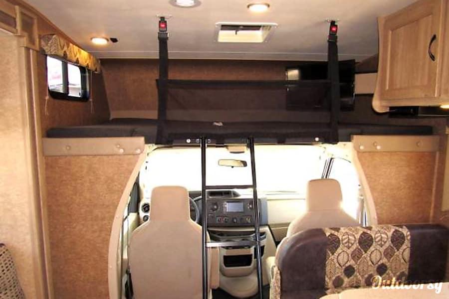 interior 2016 Coachmen Freelander Phoenix, AZ