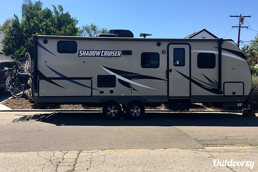 exterior 2017 Cruiser Rv Corp Shadow Cruiser La Mesa, CA