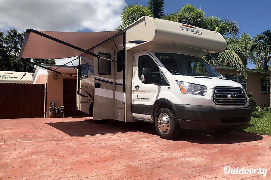 exterior New | 2019 Coachman Orion | Fun & Easy to Drive Miami, FL