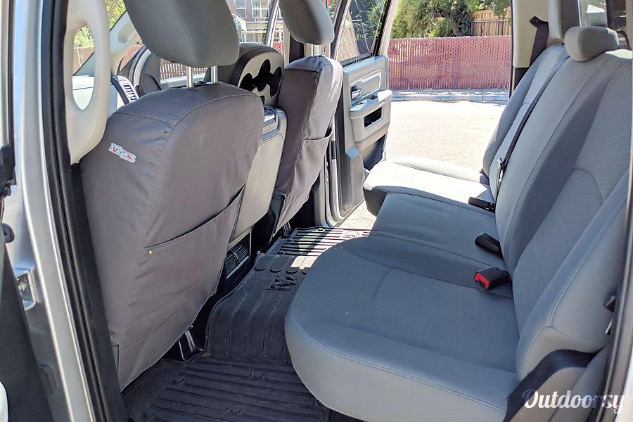 2015 Dodge Ram 2500 Diesel Motor Home Tow Vehicle Rental In Petaluma