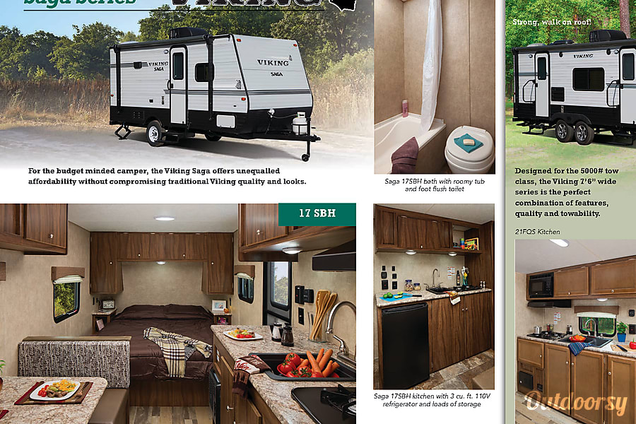 2019 Coachmen Viking Trailer Rental In Anaheim Ca Outdoorsy