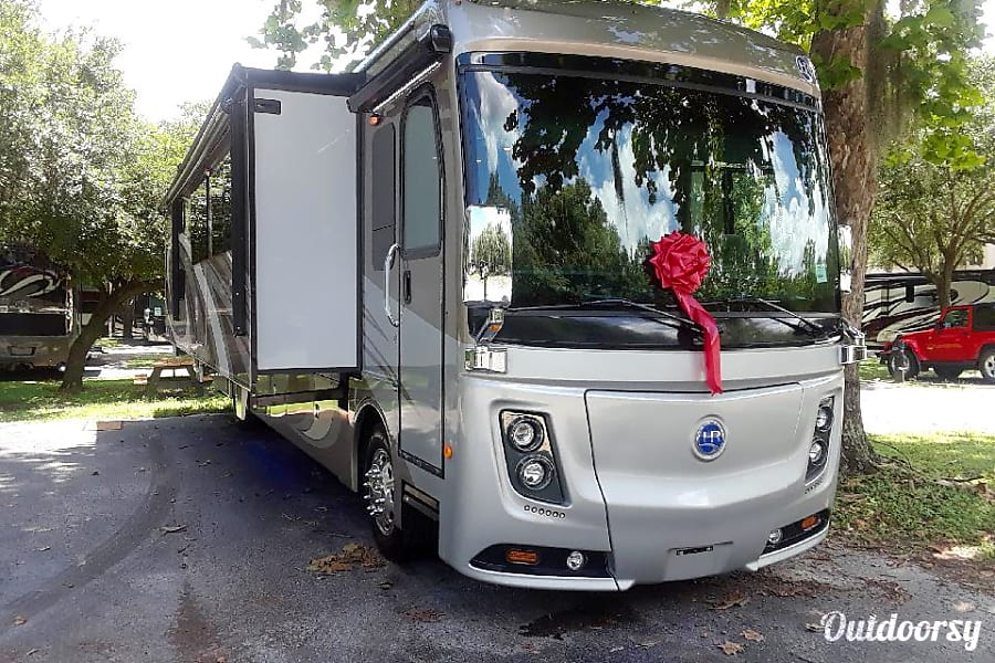 2017 Holiday Rambler Endeavor 40G Rockledge, FL