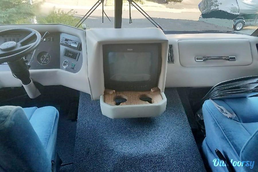 interior 1990 Holiday Rambler Aluma-Lite Lacey, WA